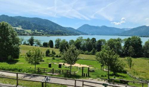 Artikelbild zu Artikel 16.06.2021 – Radtour durchs Tölzerland nach Gmund am Tegernsee