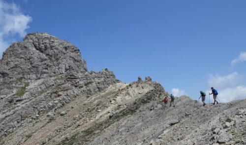 Artikelbild zu Artikel 20.07.2021 – Bergsteiger: Tour – Reichspitze 2590 m