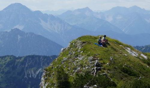 Artikelbild zu Artikel 11.08.2021 – Radl-Bergtour: Niederstraußberg 1877 m, Ammergauer Alpen