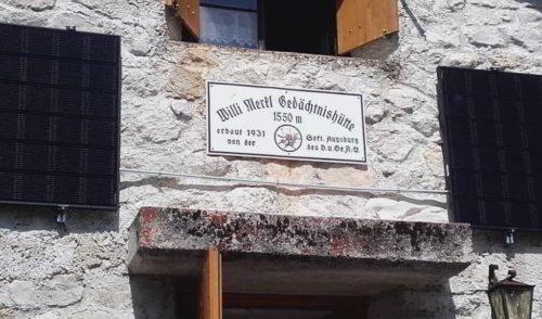 Artikelbild zu Artikel 21.08. – 22.08.2021 – Familiengruppe: Übernachtung der auf der Willi-Merkl-Hütte