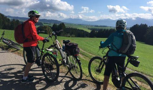 Artikelbild zu Artikel 18.09.2021 –  Radler: Tour durch das schöne Ostallgäu