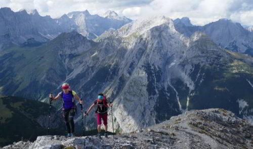 Artikelbild zu Artikel 16.9.2021 bis 19.9.2021 – Bergsteiger:  4-Tages-Tour im Karwendel- und Rofangebirge