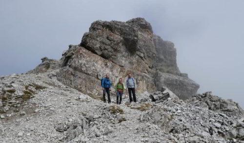 Artikelbild zu Artikel 30.09.2021 – Bergsteiger: Überschreitung der Ammergauer Kreuzspitze (2.185 m) zum Kreuzspitzl (2.088 m)